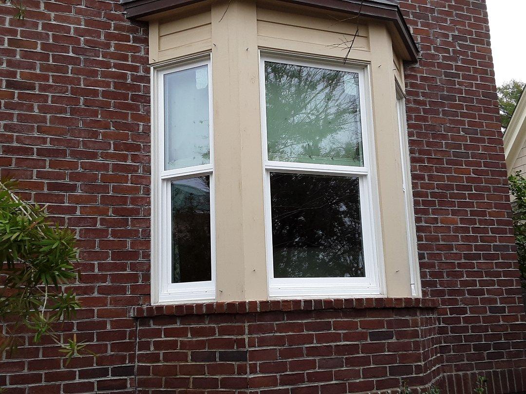 Beautiful new impact Shwinco windows.