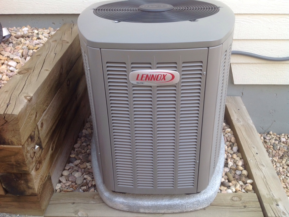 lennox condenser. greeley, co - replacing condenser fan motor on a lennox system e