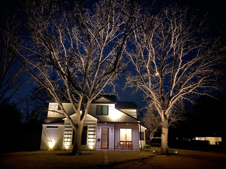 Beautifully lit Central Austin Home