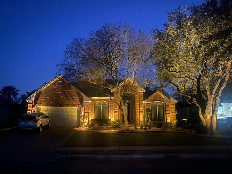 Beautifully lit Berry Creek Home in Georgetown, Texas