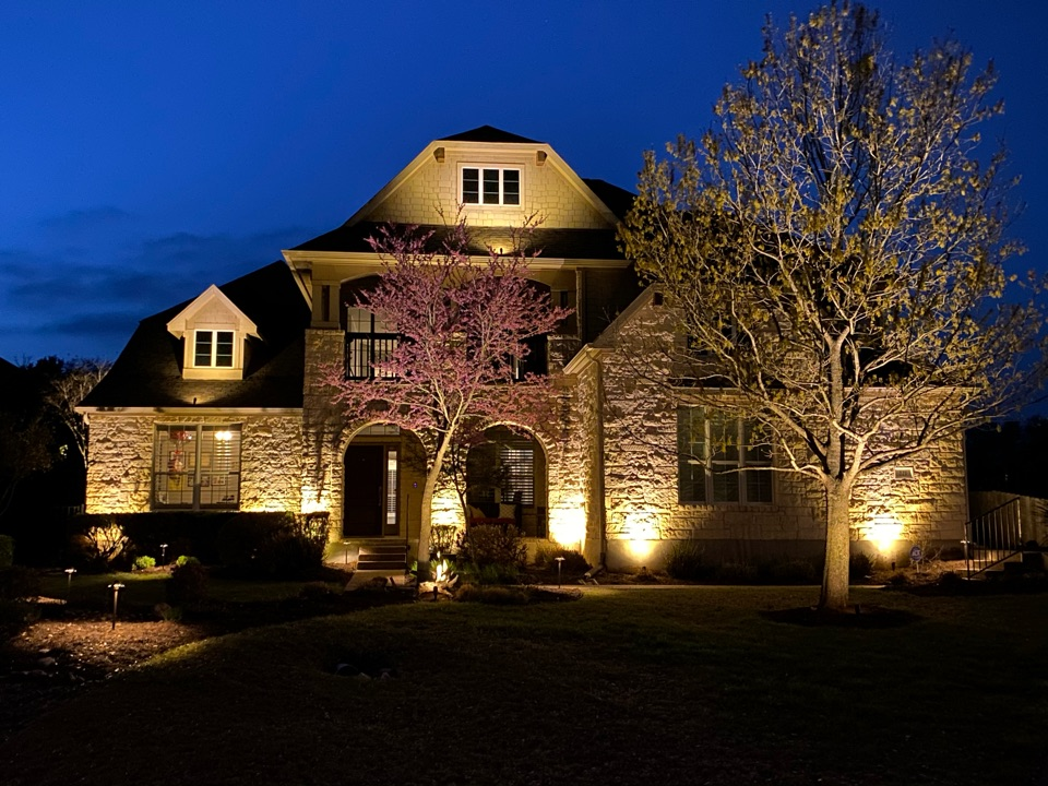 Enjoyed lighting this amazing home in the Sawyer Ranch Area
