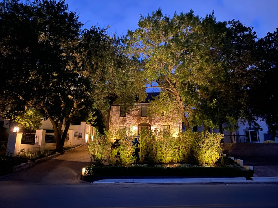 Austin, TX - Beautifully lit Old Enfield Area Home