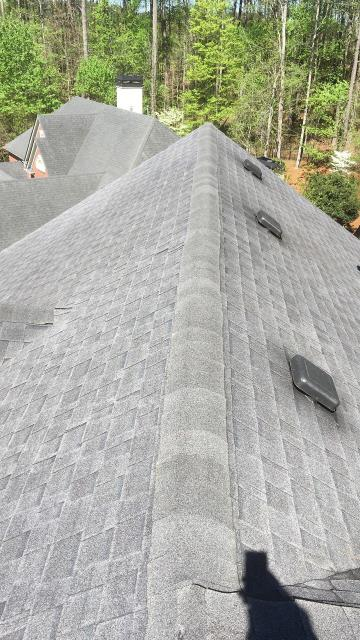 Kennesaw, GA - Free roof inspection complete - retail quote sent