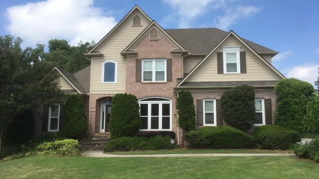 Marietta, GA - Free roof inspection complete. No storm damage found but it is old
