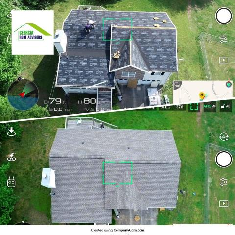 Temple, GA - Roof replacement!