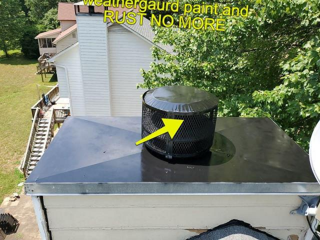 Roswell, GA - Roof tune up!