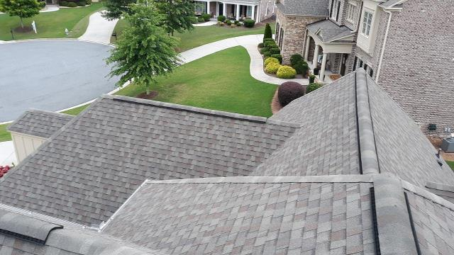 Woodstock, GA - roof maintenance package complete
