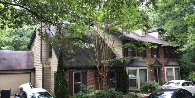 Roswell, GA - we signed up this homeowner yesterday in Roswell GA, they are paying cash for their roof. Their roof is old and in need of a replacement, there was no storm damage   on this roof. We offer affordable financing to homeowners to help them upgrade their property!