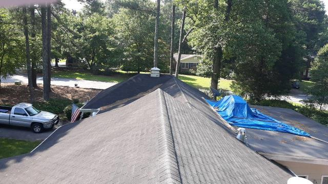 Marietta, GA - Do you need a roof repair in Marietta? We have you covered!