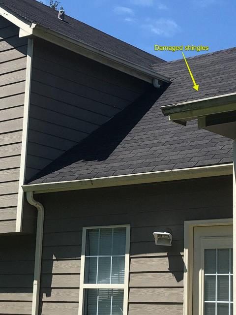 Acworth, GA - Free roof inspection 678 757 3477