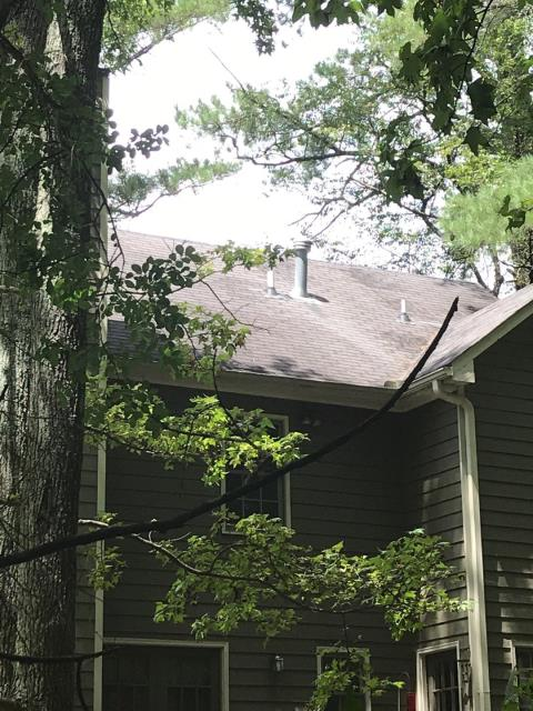 Marietta, GA - Is you roof wind damaged?  Should you make an insurance claim? We are here to help you! We will inspect your roof, tell you if we recommend filing an insurance claim and if not provide you with an affordable quote.