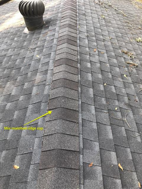 Smyrna, GA - How does your roof look from the top? If you want a specialist to come out and fix your roof, call the experts at Georgia Roof Advisors