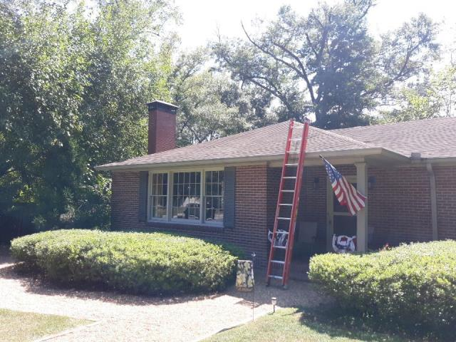 Marietta, GA - Old roof, needs some attention