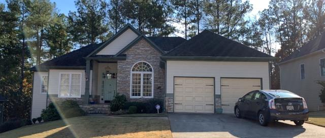 Dallas, GA - Great couple with an old Atlas Chalet roof, insurance has paid for 43% becuase it is not a full replacement policy. We are offering financing and payment options to suit.