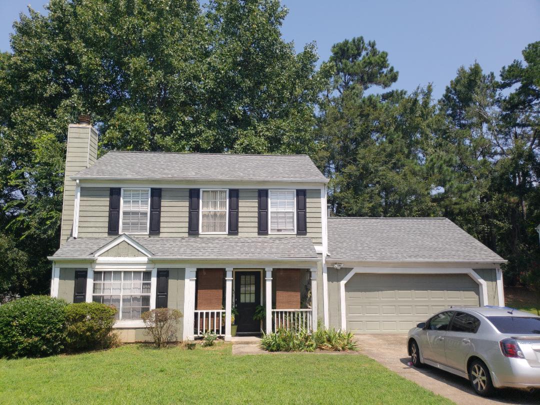 Marietta, GA - Another fine roof by GRA