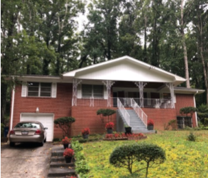 East Point, GA - Roof inspected for free and report given to homeowner