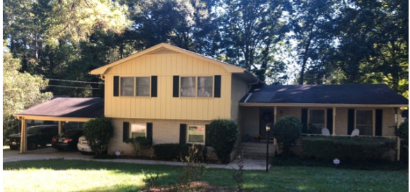 Lithonia, GA - After a roof inspection we are pleased to report a clean bill of health for this homeowner!