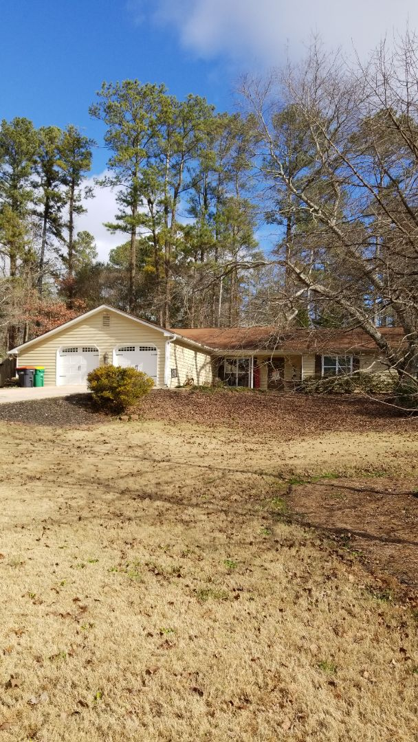 Marietta, GA - Final look at a roof repair to make sure everything is sorted and ready to go!
