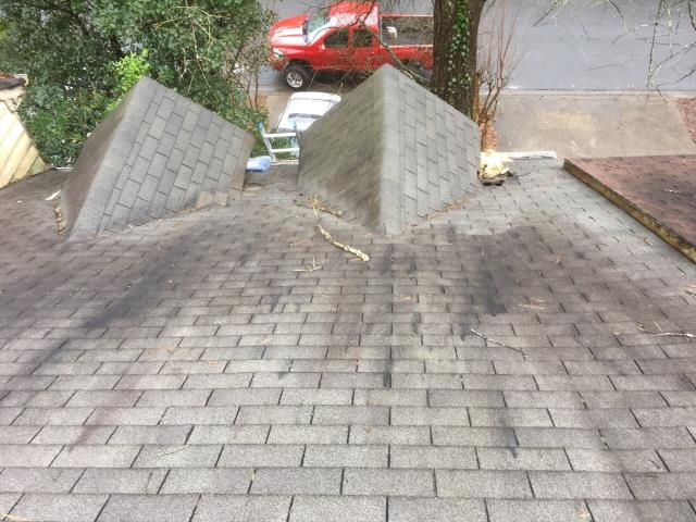 Marietta, GA - New roof replacement required