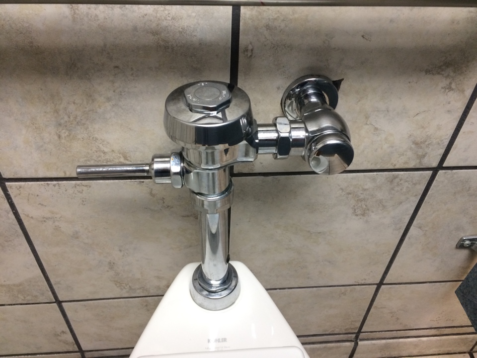 Rome, GA - Repaired Sloan valve on plumbing at restaurant. Checked for other leaks
