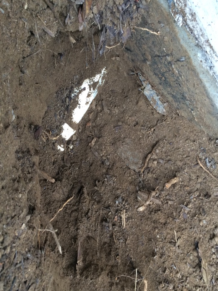 Woodstock, GA - Backed up sewer drain. Replaced inlet to septic tank and checked other plumbing