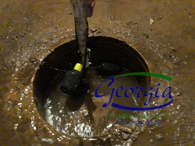 Sump pump not working properly. Tested for operation and adjusted float switch. Furnished and installed new high water alarm and tested for proper operation