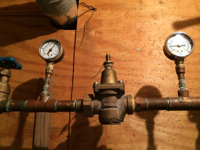 Woodstock, GA - Checked water pressure. Replaced T&P valve and drain on water heater. Snaked bathtub drain. Checked other plumbing