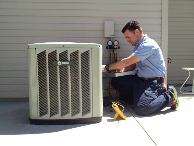 Parkersburg, WV - We responded and successfully resolved an HVAC Repair and Maintenance call for our client.