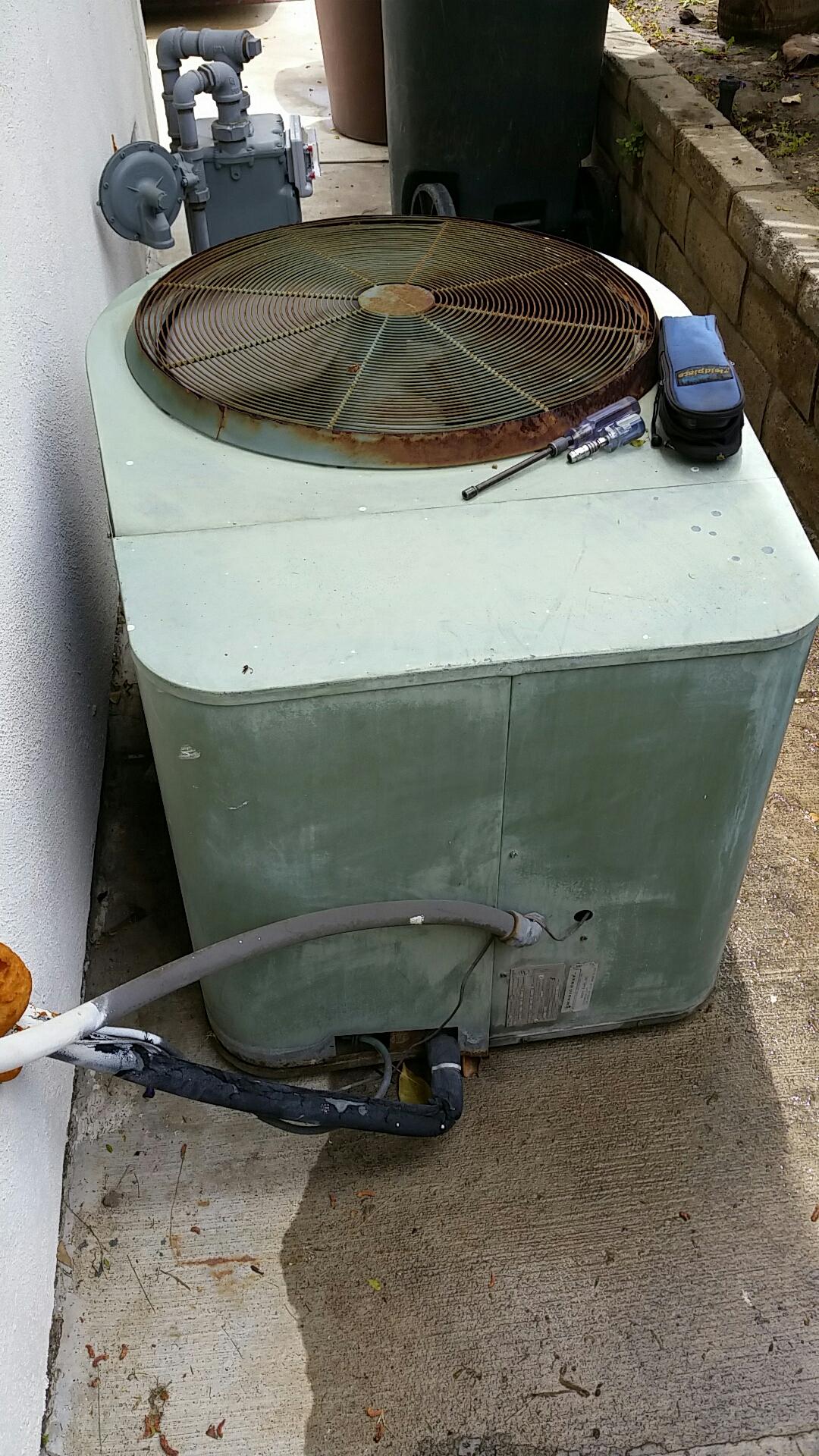 Laguna Hills, CA - Split system air conditioning repair