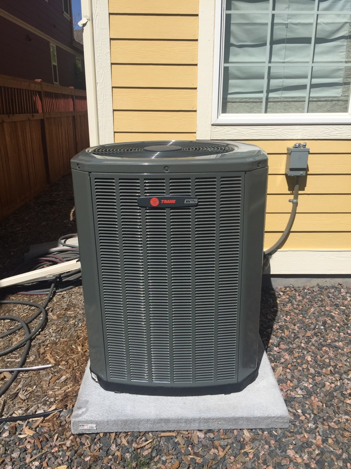 Denver, CO - TruComfort AC/Furnace install!