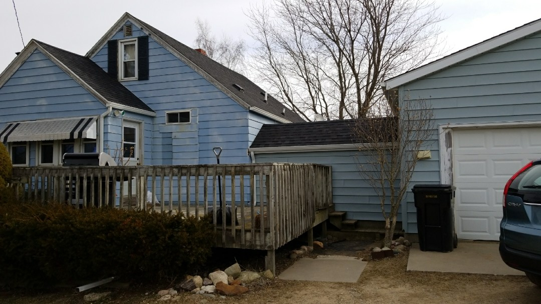 Holland, MI - Doing a siding estimate for this beautiful farm home