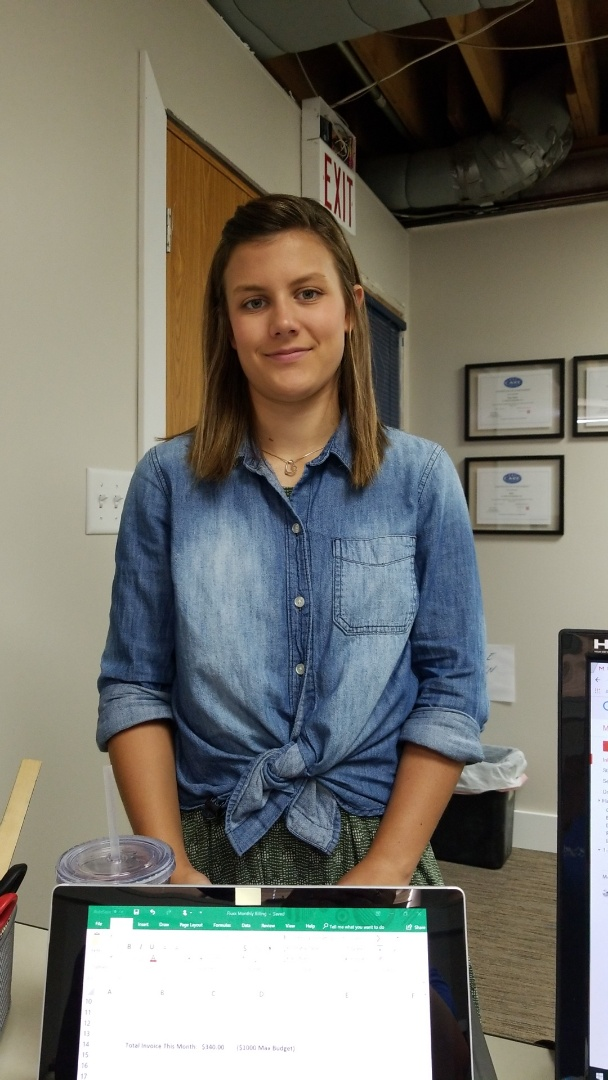 Holland, MI - So exciting to have Onalee join our marketing team!