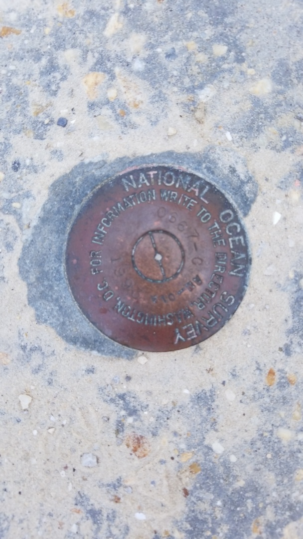 Orange Beach, Al. National Ocean Survey