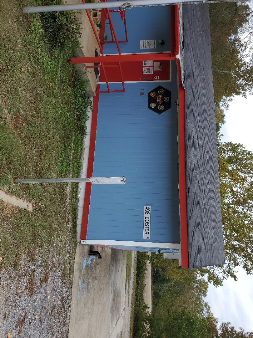 Prattville, AL - We are performing an elevation certificate for American Legion Post 122!