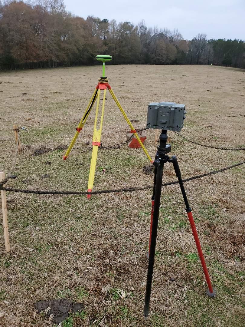 Auburn, AL - We are working on an 80 acre boundary in Loachapoka!