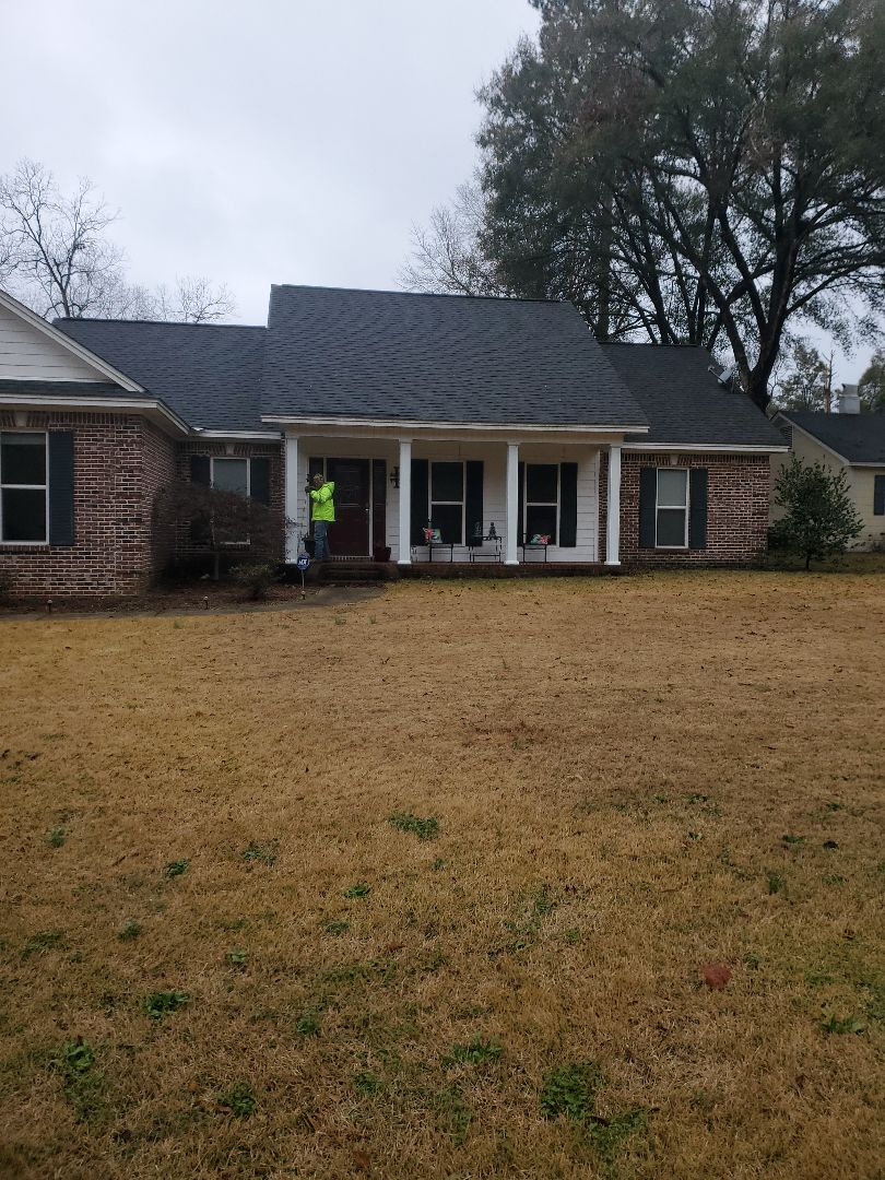 Prattville, AL - We are working on a retracement survey on Northington Street!