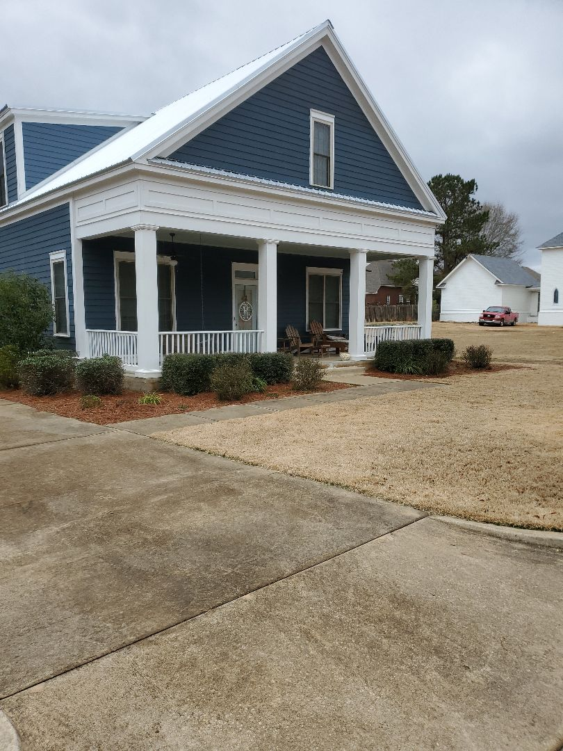Prattville, AL - We are replanting two lots in Hearthstone subdivision