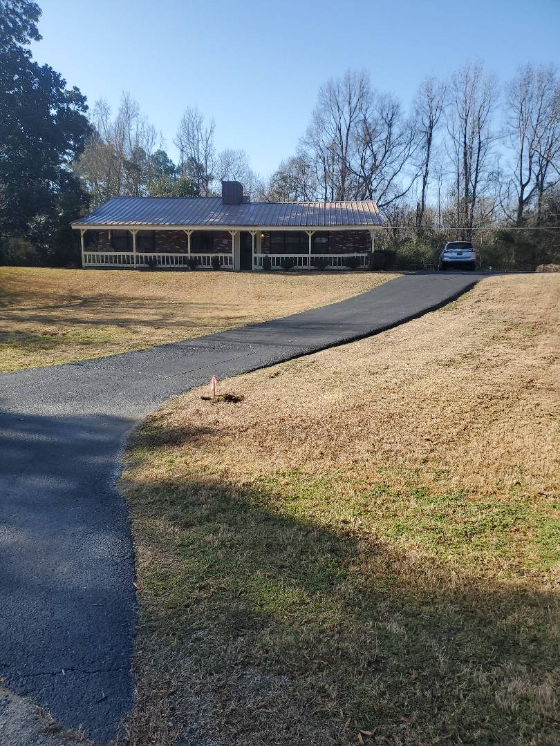 Millbrook, AL - We are doing a retracement survey on two lots in Millbrook!