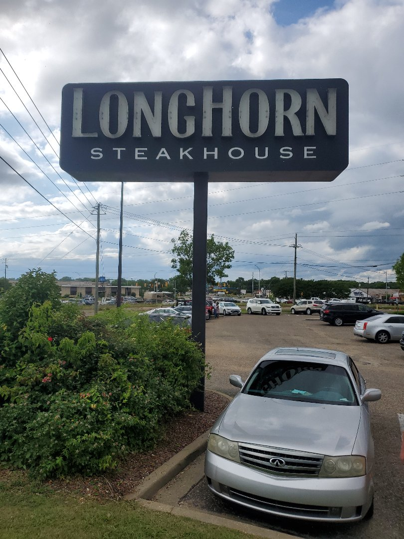 Montgomery, AL - We are finishing another ALTA survey for Longhorn in Montgomery!