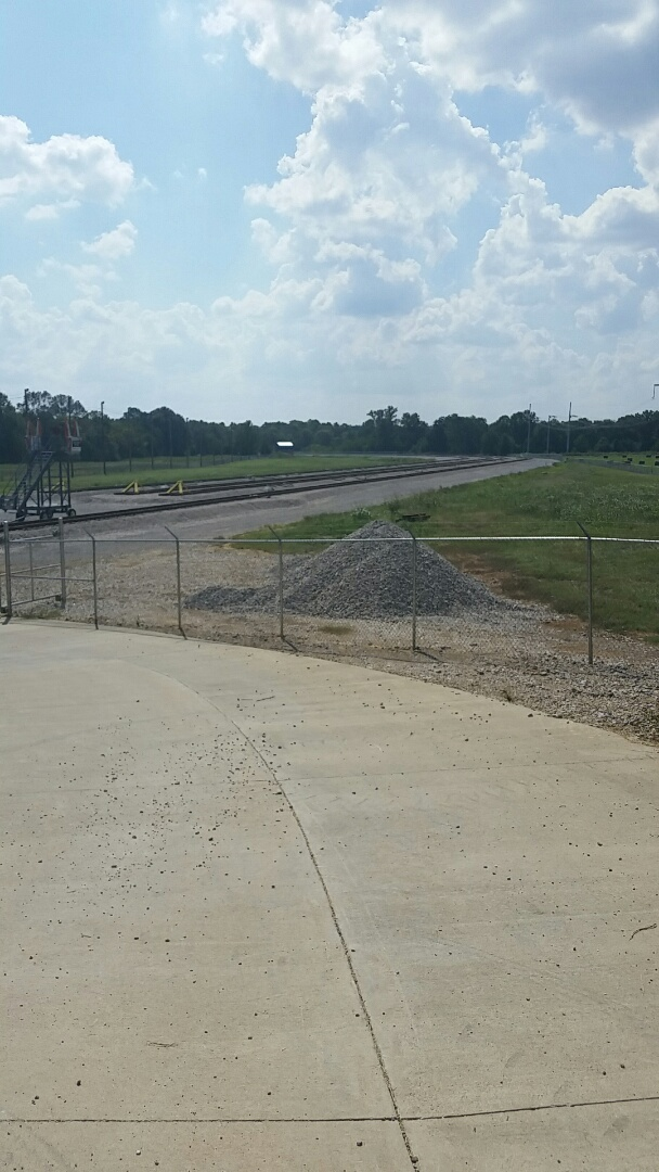 Completed Boundary and Topographic survey for a new CSX rail line at a Epic Midstream plant.