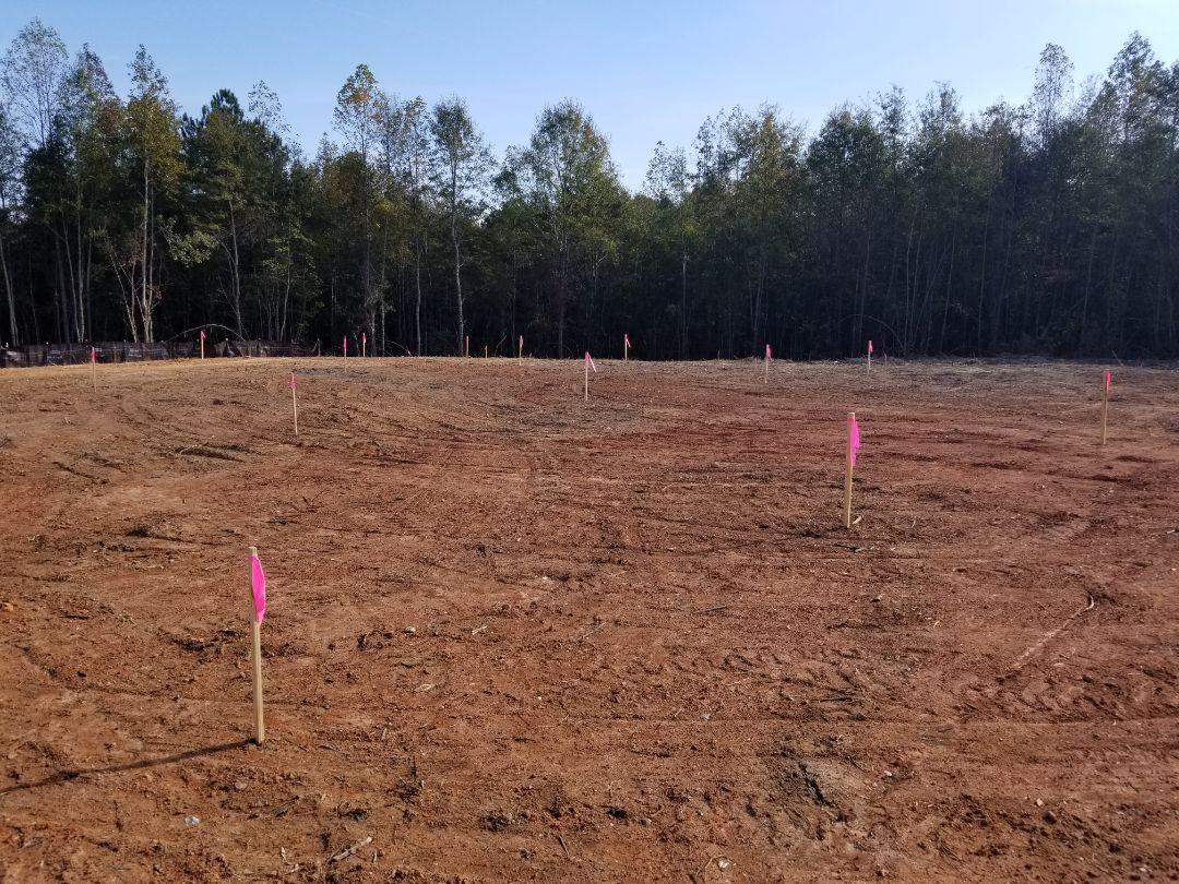 Alexander City, AL - Alexander City is upgrading! AMEA is installing  a 50KW Solar yard for the City. Always a pleasure to work with AMEA laying out these sites.