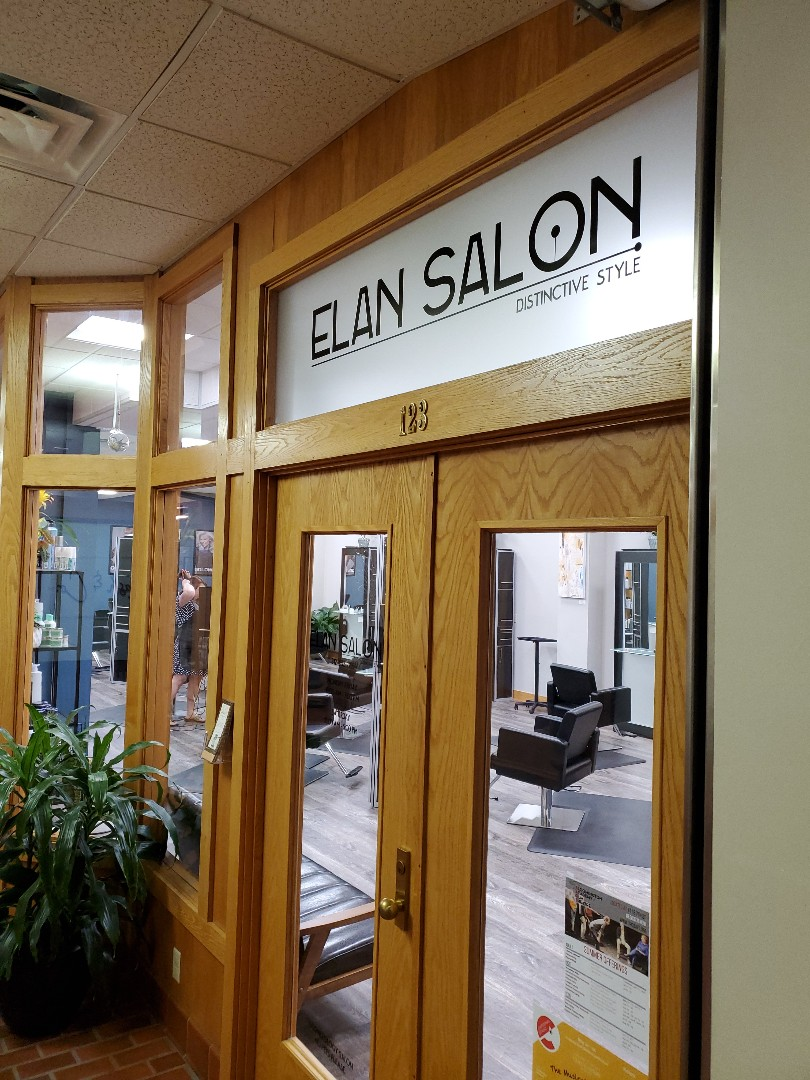 Bloomington, IN - Bloomington In Fountain Square Commercial remodel for Elan Salon