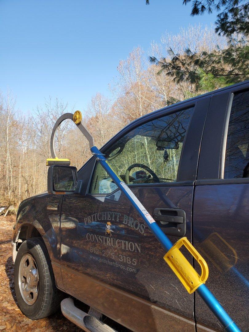 Nashville, IN - Roof inspection