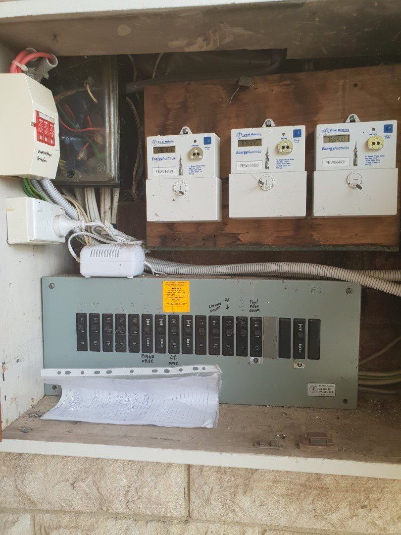 Castlecrag, NSW - Clipsal electrical service repair