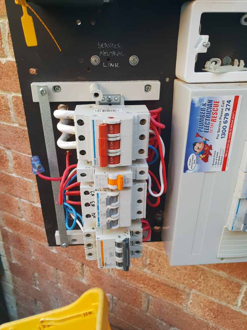 Forestville, NSW - Clipsal electrical service repair