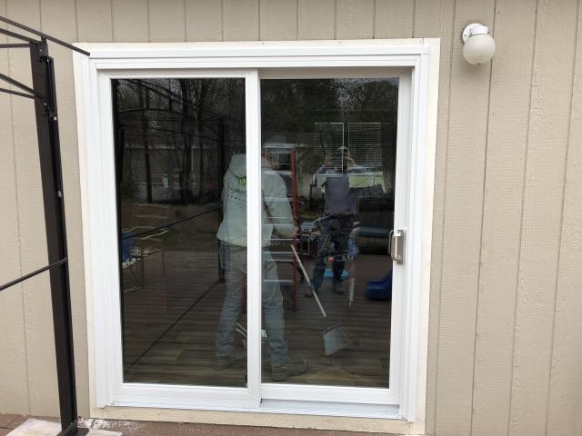 Lander, WY - Our installers updated this patio door recently in Lander