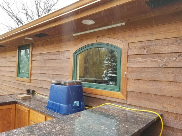 Sundance, WY - We replaced old inoperable casement windows for a satisfied repeat customer in Sundance!