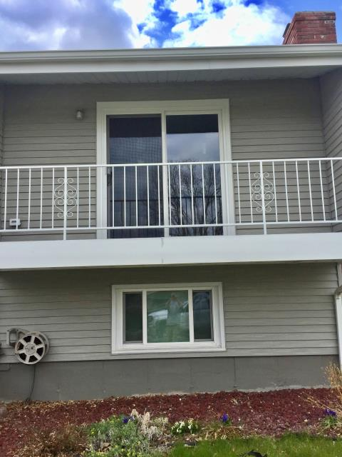 Great Falls, MT - We went to Great Falls to replace a patio door, the new patio door definitely updated this homes look