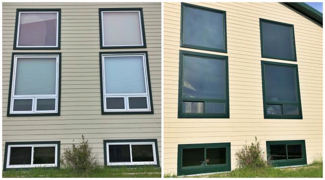 Gillette, WY - Several windows were updated with Renewal by Andersen windows in this Gillette home!