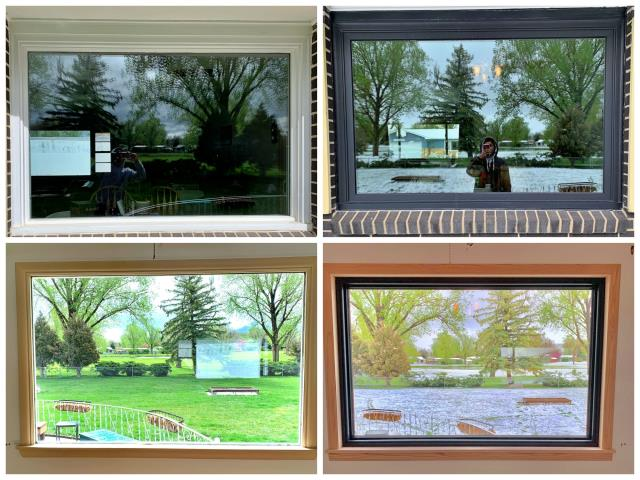 Casper, WY - This Casper had their old picture window replaced with a new Renewal by Andersen window.